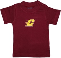 Central Michigan Chippewas Short Sleeve T-Shirt