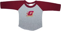 Central Michigan Chippewas Baseball Shirt