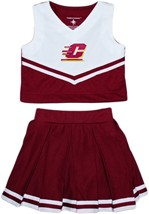 Official Central Michigan Chippewas 2-Piece Cheerleader Dress