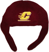Central Michigan Chippewas Chin Strap Beanie