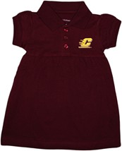 Central Michigan Chippewas Polo Dress w/Bloomer