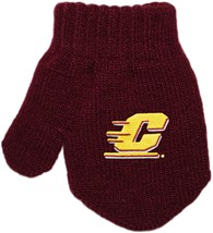 Central Michigan Chippewas Acrylic/Spandex Mitten