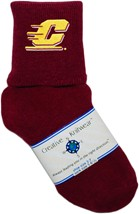 Central Michigan Chippewas Anklet Socks