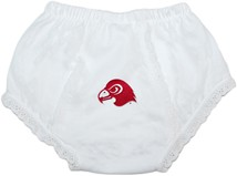 Fairmont State Falcons Baby Eyelet Panty
