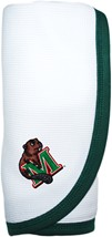 Minot State Beavers Thermal Baby Blanket