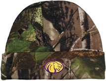 North Alabama Lions Newborn Realtree Camo Knit Cap