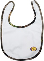 North Alabama Lions Realtree Camo Newborn Bib