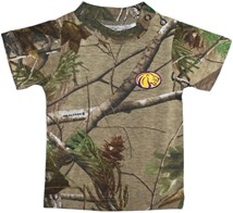 North Alabama Lions Realtree Camo Short Sleeve T-Shirt