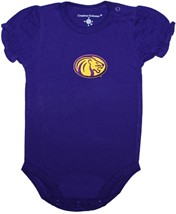 North Alabama Lions Puff Sleeve Bodysuit