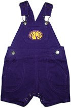 North Alabama Lions Short Leg Overalls