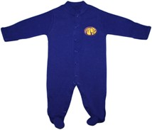 North Alabama Lions Footed Romper
