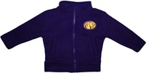 North Alabama Lions Polar Fleece Zipper Jacket