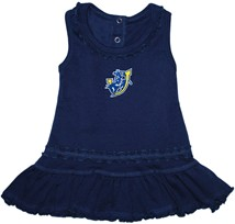 Southern Arkansas Muleriders Ruffled Tank Top Dress