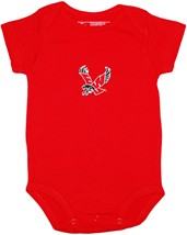 Eastern Washington Eagles Newborn Infant Bodysuit