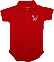 Eastern Washington Eagles Polo Bodysuit