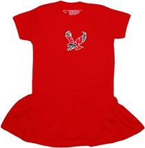 Eastern Washington Eagles Picot Bodysuit Dress