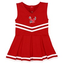 Eastern Washington Eagles Cheerleader Bodysuit Dress