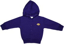 Tennessee Tech Golden Eagles Snap Hooded Jacket