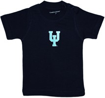 Upper Iowa Peacocks Short Sleeve T-Shirt