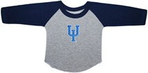 Upper Iowa Peacocks Baseball Shirt