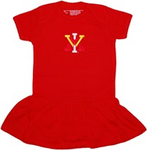 Virginia Military Institute Keydets Picot Bodysuit Dress