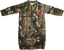 "Virginia Military Institute Keydets Realtree Camo ""Convertible"" Gown (Snaps into"