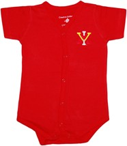 Virginia Military Institute Keydets Front Snap Newborn Bodysuit