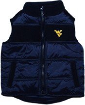 West Virginia Mountaineers Puffy Vest