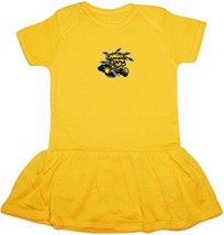 Wichita State Shockers Picot Bodysuit Dress