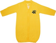 Wichita State Shockers Newborn Gown