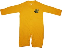 "Wichita State Shockers ""Convertible"" Gown (Snaps into Romper)"