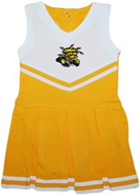 Wichita State Shockers Cheerleader Bodysuit Dress