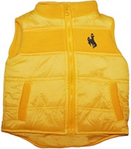 Wyoming Cowboys Puffy Vest