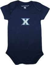 Xavier Musketeers Newborn Infant Bodysuit