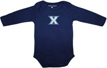 Xavier Musketeers Long Sleeve Bodysuit