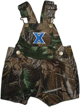 Xavier Musketeers Realtree Camo Short Leg Overall