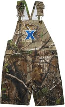 Xavier Musketeers Realtree Camo Long Leg Overall