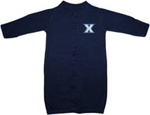 "Xavier Musketeers ""Convertible"" Gown (Snaps into Romper)"