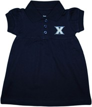 Xavier Musketeers Polo Dress