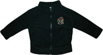 Minot State Beavers Polar Fleece Zipper Jacket