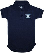 Xavier Musketeers Polo Bodysuit