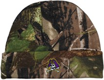 East Carolina Pirates Newborn Realtree Camo Knit Cap