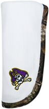 East Carolina Pirates Realtree Camo Baby Blanket
