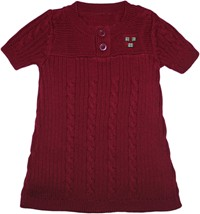 Harvard Crimson Veritas Shield Sweater Dress