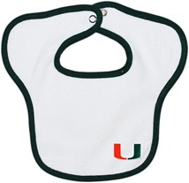 Miami Hurricanes Juice Bib