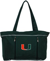 Miami Hurricanes Baby Diaper Bag