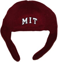 MIT Engineers Arched M.I.T. Chin Strap Beanie