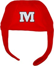 "Monmouth College Graphic ""M"" Chin Strap Beanie"
