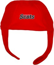 Monmouth College Fighting Scots Chin Strap Beanie