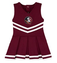 Florida State Seminoles Cheerleader Bodysuit Dress